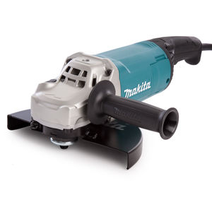 Makita GA9060 Angle Grinder with Paddle Switch 2000W 230mm / 9 Inch