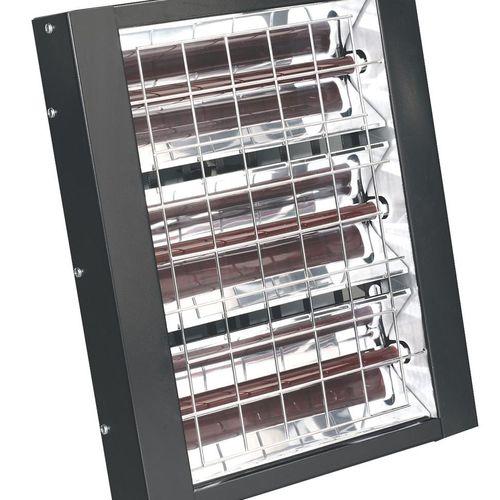 Sealey IWMH4500 Infrared Quartz Heater - Wall Mounting 4500w/240v