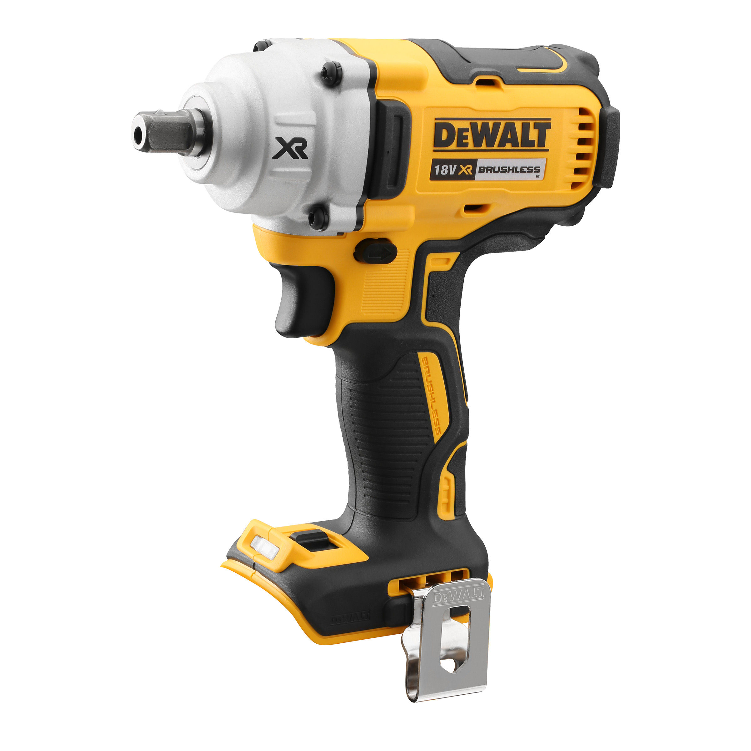 Dewalt Dcf894n Compact Impact Wrench High Torque 18v Cordless Brushless 1 2 Inch Drive