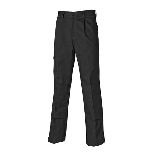 Dickies WD884 Redhawk Cargo Trouser (Black) - 38 REGULAR