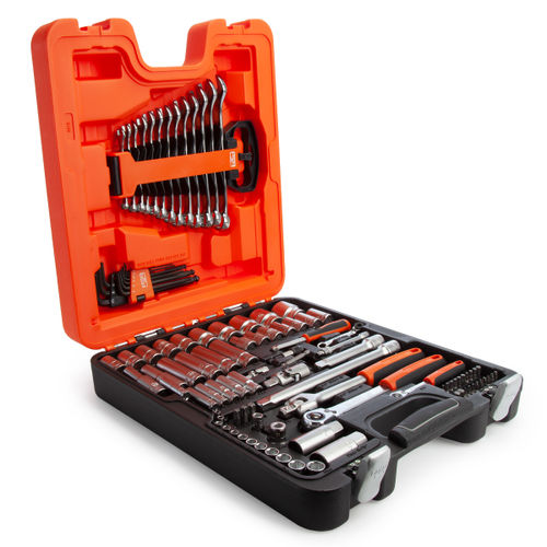 Bahco S103 Metric Socket and Mechanical Set 1/4 and 1/2in Dynamic Drive (103 Piece)