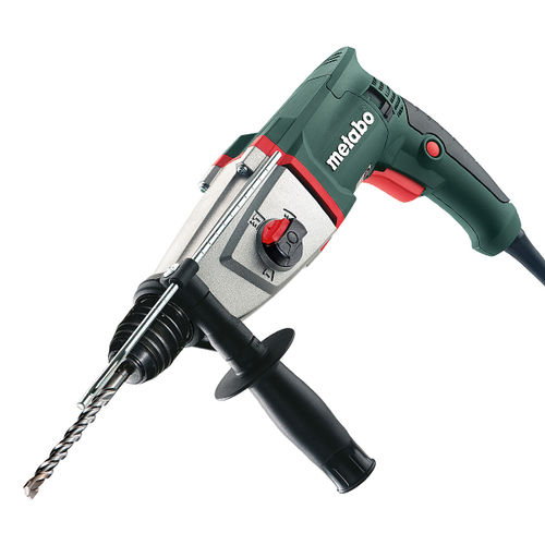 Metabo KHE2644 SDS Plus Combination Hammer Drill 110V