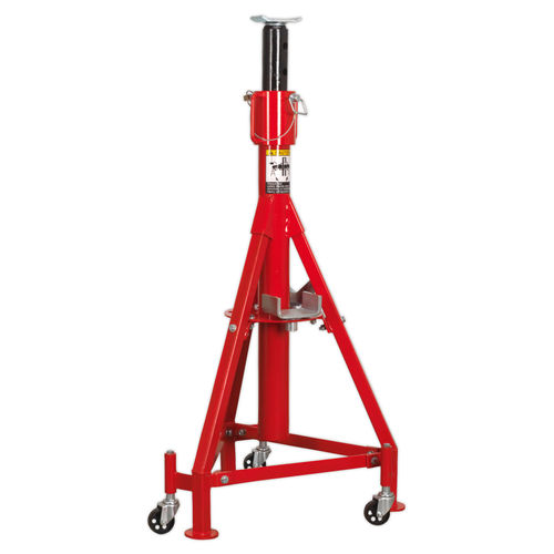 Sealey ASC50 High Level Commercial Vehicle Support Stand 5 Tonne Capacity