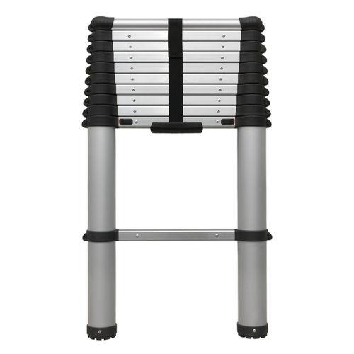 Sealey ATL11 Aluminium Telescopic Ladder 11-tread