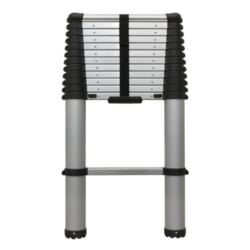 Sealey ATL13 Aluminium Telescopic Ladder 13-tread