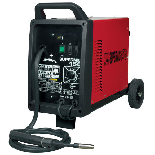Sealey SUPERMIG150 Professional Mig Welder 150amp 240V