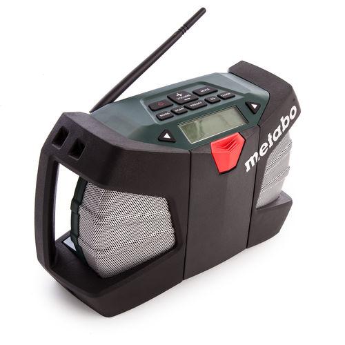 Metabo 6.02113.38 PowerMaxx RC Radio and Charger 10.8V