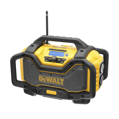 Dewalt DCR027 Flexvolt Bluetooth Digital Jobsite Radio/Charger