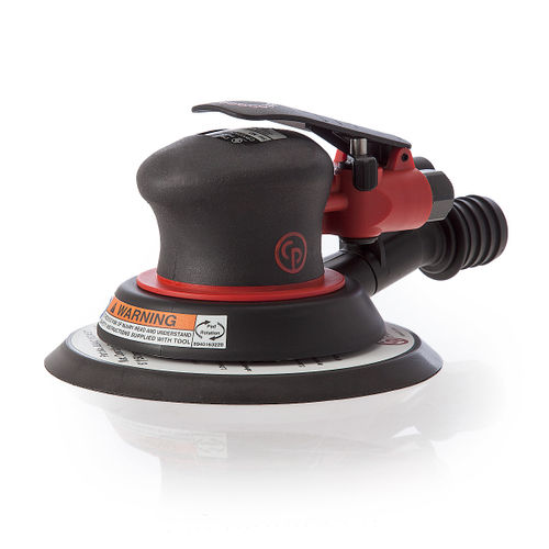Chicago Pneumatic CP7225CV Random Orbit Sander with Central Vacuum