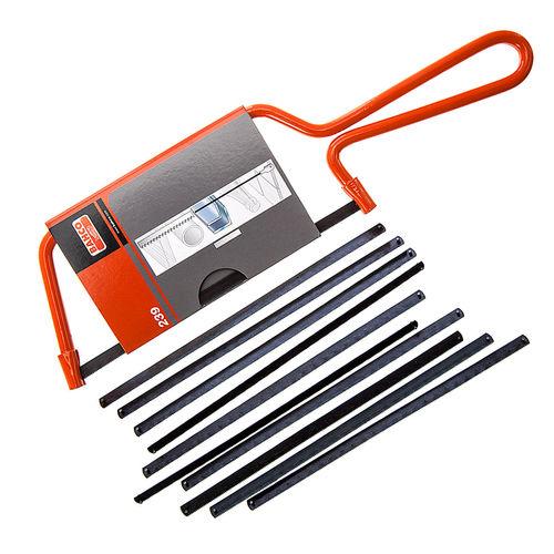 Bahco 239 Junior Hacksaw + 10 Blades