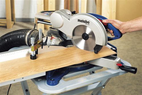 Wonderbaarlijk Toolstop Metabo KGS255 240V Slide Compound Mitre Saw YW-32