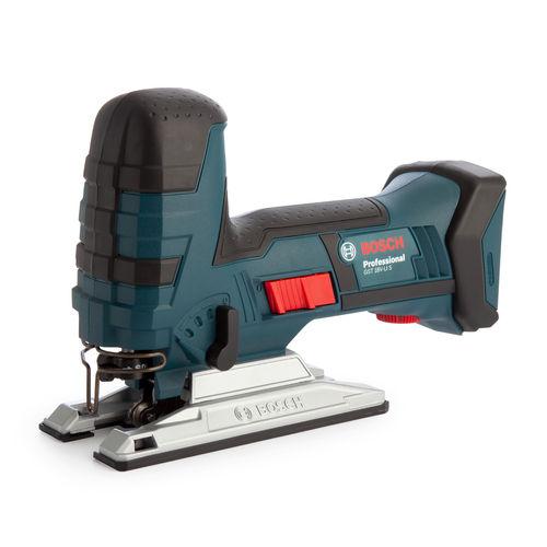 Bosch GST18VLISNCGS Jigsaw Professional Body Grip in L-Boxx (Body Only)