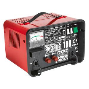 Sealey SUPERBOOST180 Starter/charger 180/40amp 12/24v 240v