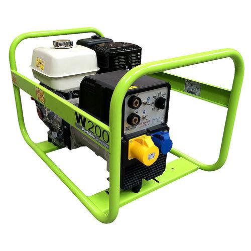 Pramac W200 Welder Generator DC Honda GX390 110V/240V