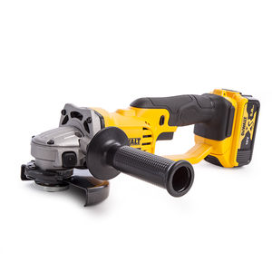Dewalt DCG412P2 18V 125mm Cordless Grinder (2 x 5Ah Batteries)