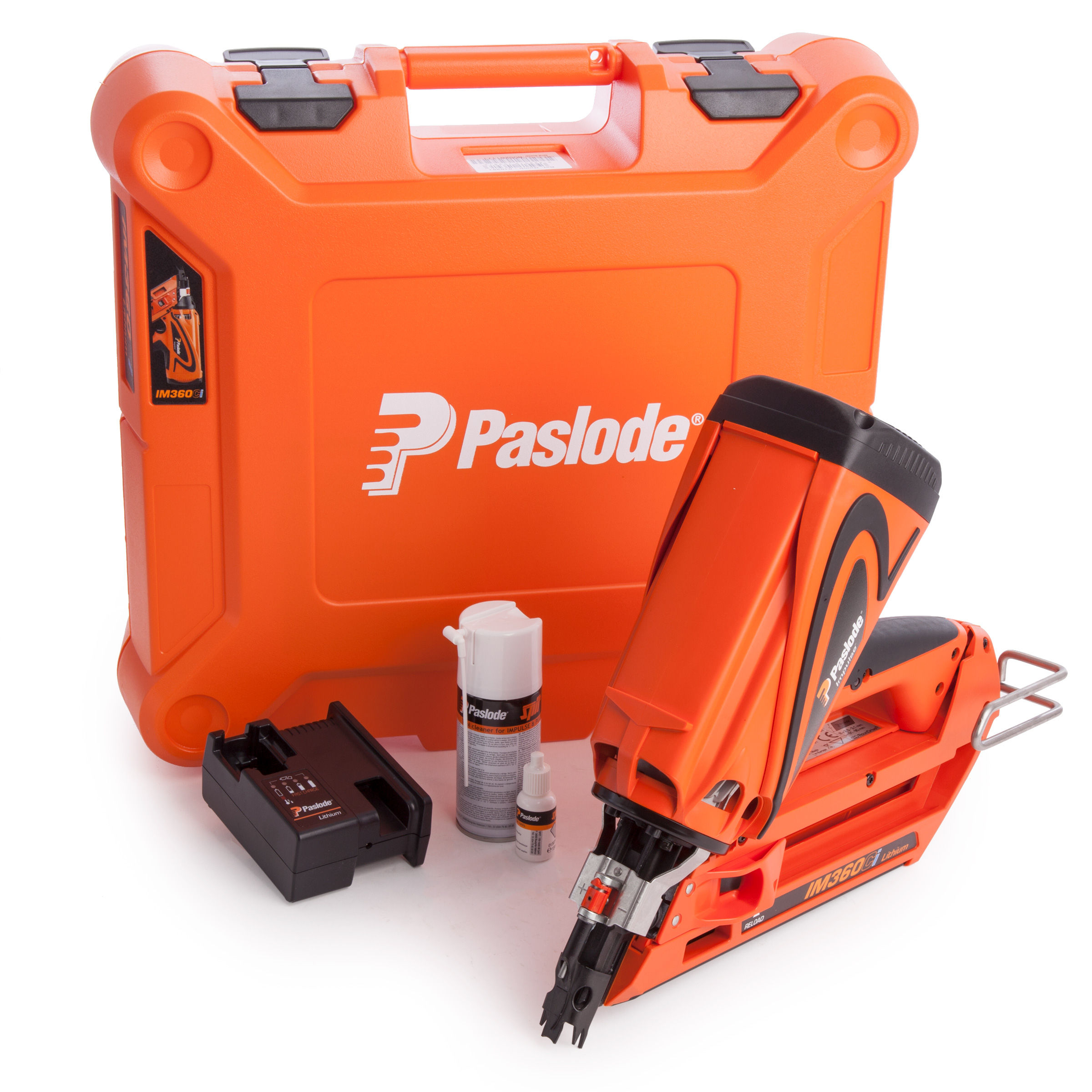 Toolstop Paslode Im360ci Cordless 7 2v 1st Fix Gas Framing