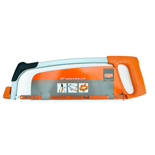 Bahco 317 Hacksaw Frame with Blade 12 Inch