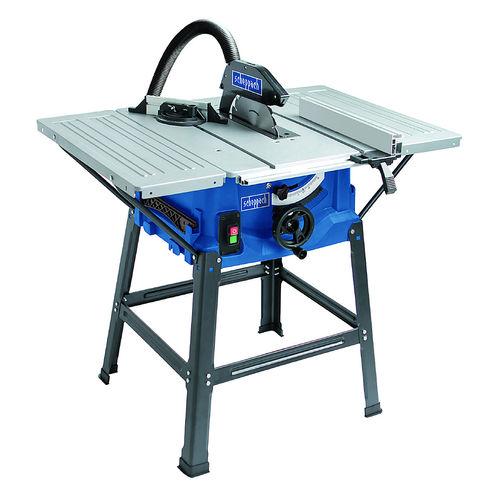 Scheppach HS100S 10 Inch Table Top Sawbench 240V