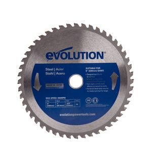 Evolution EVOBLADE230 Mild Steel Blade 230mm