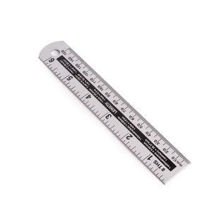"""BlueSpot 33930 Aluminium Ruler 150mm (6"""")"""