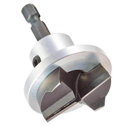 Trend Snappy SNAP/MB/35DS TCT Quick Release Drill Bit With Depth Stop 35mm
