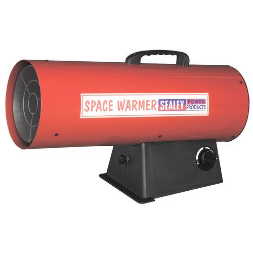 Sealey LP100 Space Warmer Propane Heater 68,000-97,000btu/hr