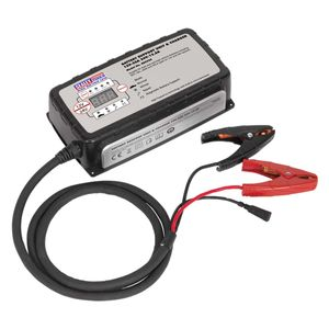 Sealey BSCU25 Battery Support Unit & Charger 12v-25a 24v-12.5a