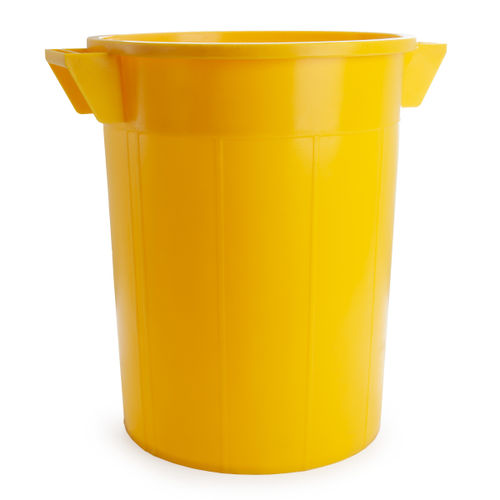 Red Gorilla SP50Y Yellow Mixing Bucket 50L