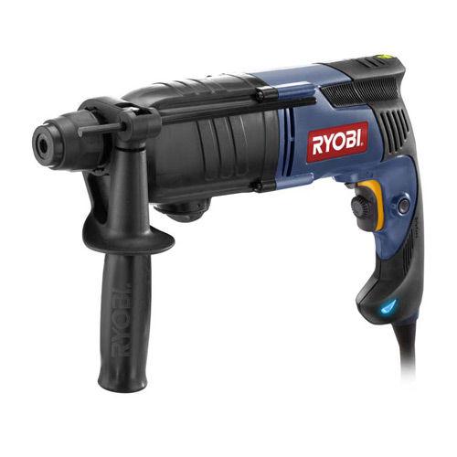 Ryobi ERH750V 650w SDS-Plus 'ROTO STOP' Rotary Hammer Drill 110V