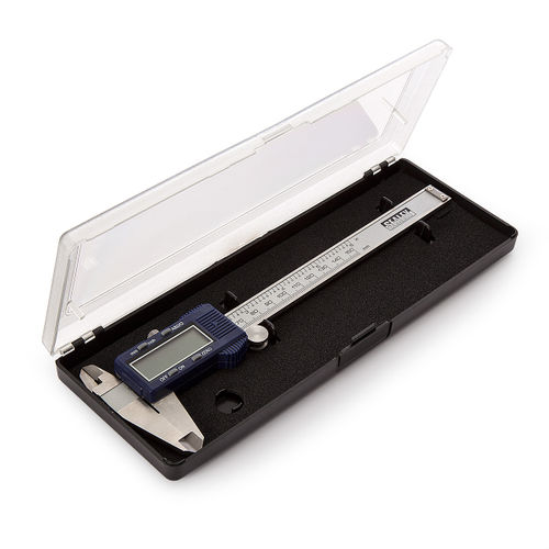 Sealey AK962EV Digital Vernier Caliper 0-150mm / 0-6 Inch