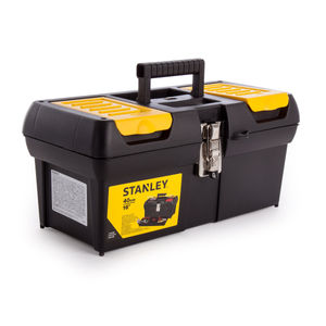 Stanley 1-92-065 Toolbox with Tote Tray 16 Inch / 40cm
