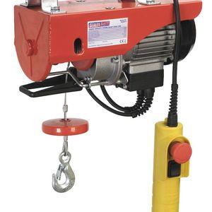 Sealey PH250 Power Hoist 240v/1ph 250kg Capacity
