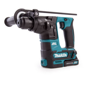 Makita HR166DSAE1 CXT Cordless 10.8V SDS-Plus Rotary Hammer + 65 Piece Accessories (2 x 2.0Ah Batteries)