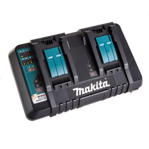 Makita DC18RD Dual Port Charger 7.2 - 18V