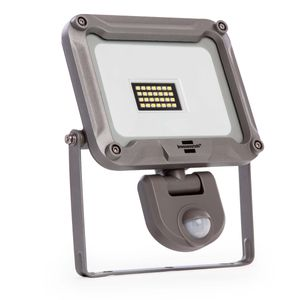 Brennenstuhl 1171250232 LED Light JARO 2000 P with PIR sensor 1870lm, 20W, IP44 240V