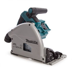 Makita DSP600ZJ Twin 18V Brushless Plunge Saw LXT (Body Only)