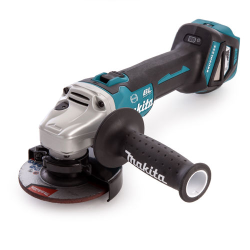 Makita DGA463Z 18V Cordless Angle Grinder 115mm (Body Only)