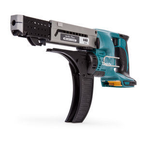 Makita DFR750Z 18V Cordless Auto-Feed Screwdriver (Body Only)