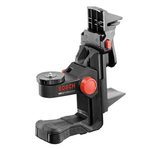 Bosch BM1 Professional Wall Mount with Ceiling Clamp For Use With Bosch GLL Lasers