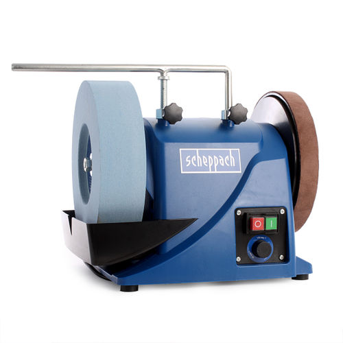 Scheppach Tiger3000VS Variable Speed Wet Stone Sharpener