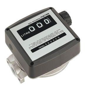 Sealey TP956 Diesel/fluid Meter Batch/cumulative Totals