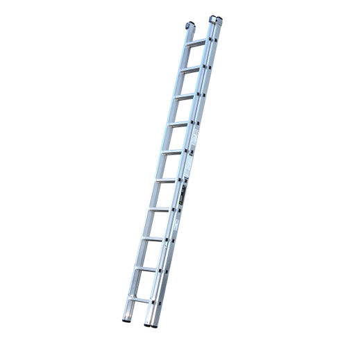 Youngman 570112 Trade 200 2 Section Aluminium Extension Ladder 3.08 - 5.11 Metres