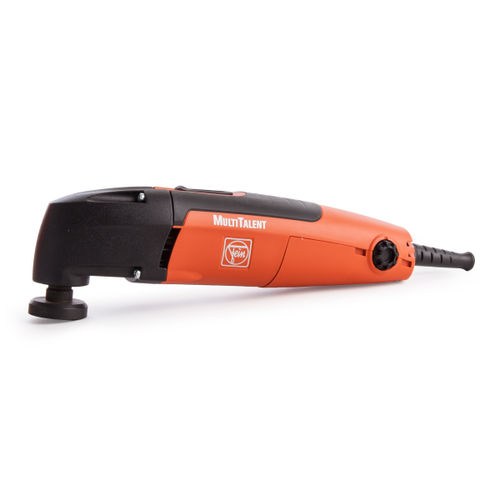 Fein FMT250SL MultiTalent Start Oscillating Multitool 110V with Starlock Plus and Accessories