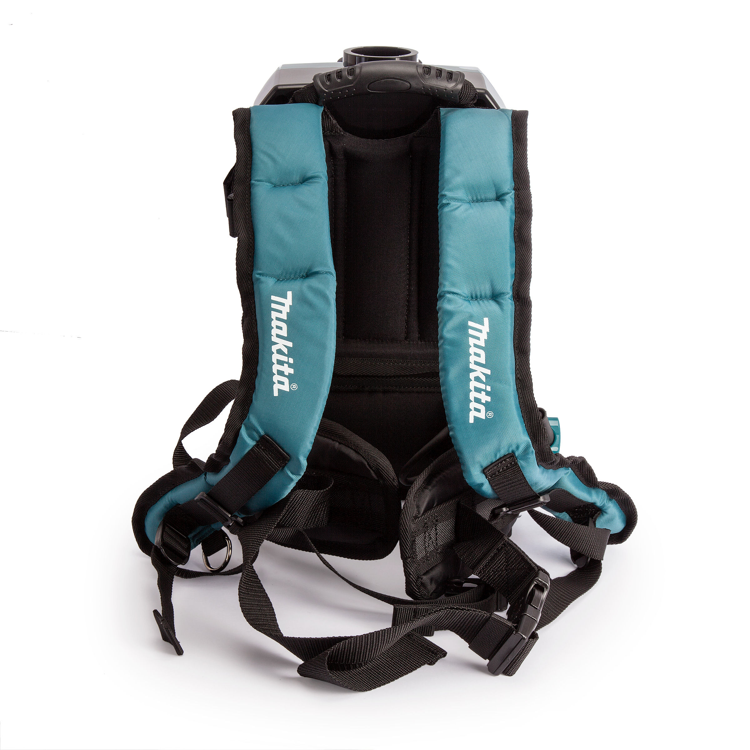 Toolstop Makita Dvc260z Cordless Backpack Vacuum Cleaner 2