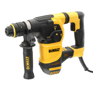 Dewalt D25334K 950W 30mm SDS Plus Rotary Hammer Drill with Quick Change Chuck