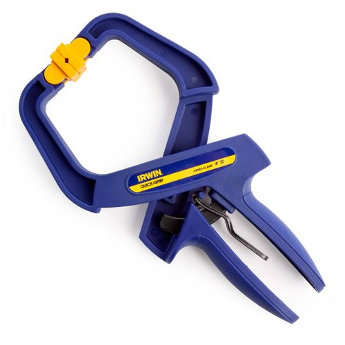 Irwin Quick-Grip T59400ECD Handy Clamps 100mm / 4 Inch (Single)