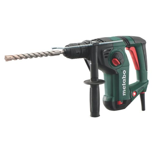 Metabo KHE3251 3-Function SDS+ Rotary Hammer Drill with Quick Change Chuck 800W 240V