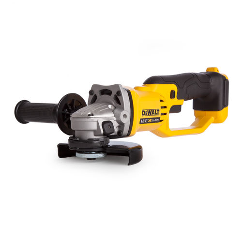 Dewalt DCG412N 18V XR Angle Grinder 125mm (Body Only)