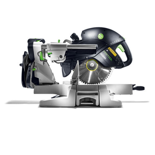 Festool 575316 Sliding Compound Mitre Saw 260mm KS 120 Set-UG GB 110V KAPEX