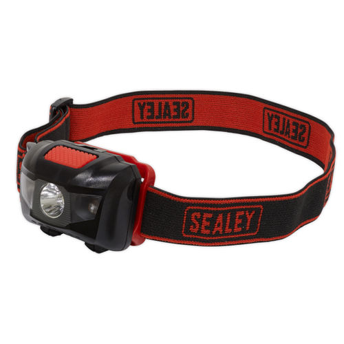 Sealey HT03LED 3 LED Headband Torch